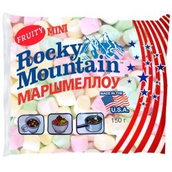 Маршмеллоу (Marshmallow) ROCKY MOUNTAIN Fruity mini